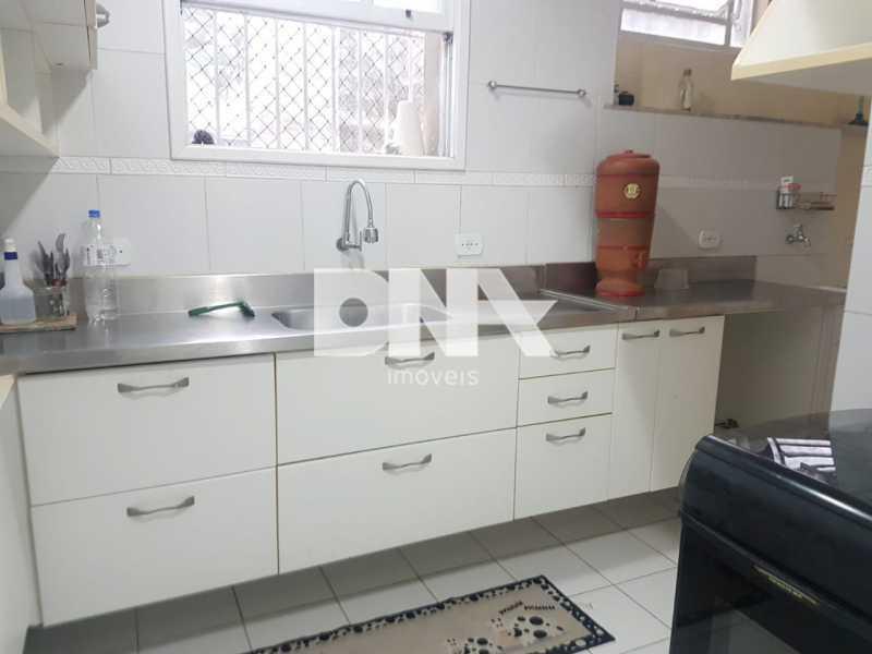cozinha  - Apartamento 3 quartos à venda Tijuca, Rio de Janeiro - R$ 430.000 - NTAP31924 - 13