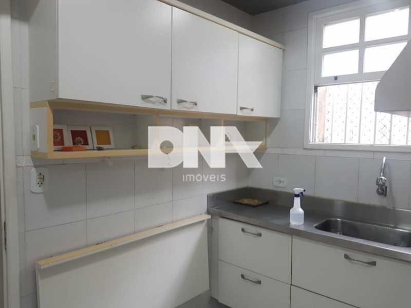 cozinha  - Apartamento 3 quartos à venda Tijuca, Rio de Janeiro - R$ 430.000 - NTAP31924 - 14
