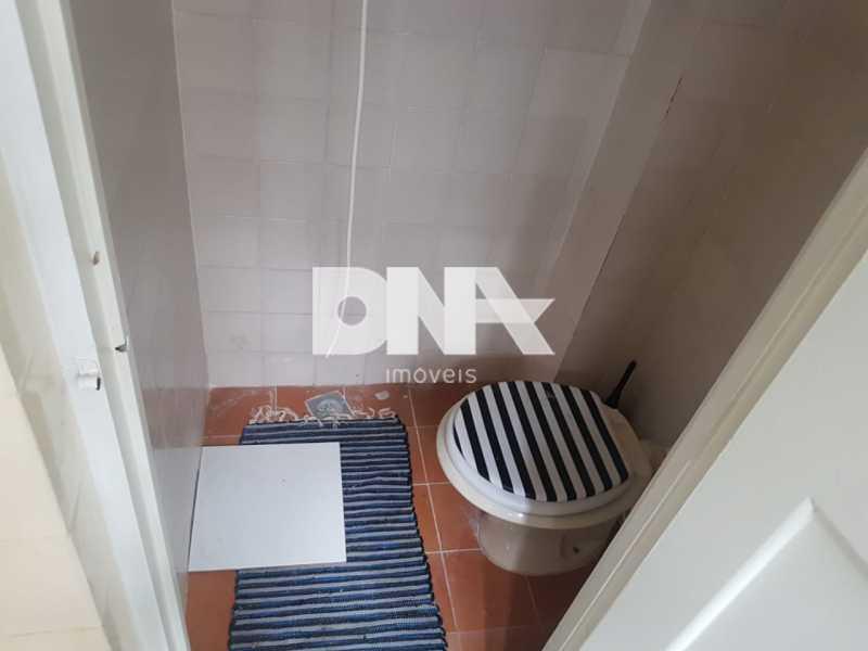 banheiro de empregada - Apartamento 3 quartos à venda Tijuca, Rio de Janeiro - R$ 430.000 - NTAP31924 - 17