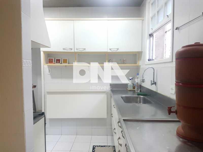 cozinha  - Apartamento 3 quartos à venda Tijuca, Rio de Janeiro - R$ 430.000 - NTAP31924 - 15