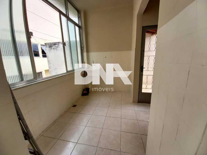 2636a509-e37f-4b23-a4f2-97094d - Apartamento com Área Privativa à venda Rua Campinas,Grajaú, Rio de Janeiro - R$ 525.000 - NTAA30001 - 27