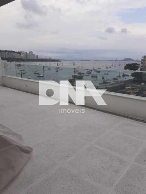 9 - Cobertura 2 quartos à venda Urca, Rio de Janeiro - R$ 5.300.000 - NBCO20103 - 5