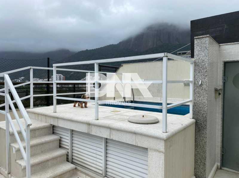 23baf251-93c6-4993-9941-36f87a - Cobertura 4 quartos à venda Lagoa, Rio de Janeiro - R$ 5.300.000 - NBCO40118 - 19