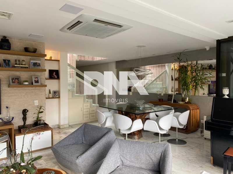 577b2bf3-88a6-419a-88a9-1ae01d - Cobertura 4 quartos à venda Lagoa, Rio de Janeiro - R$ 5.300.000 - NBCO40118 - 9