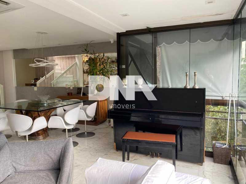653973f1-8a62-47c0-8cb4-bfb6b6 - Cobertura 4 quartos à venda Lagoa, Rio de Janeiro - R$ 5.300.000 - NBCO40118 - 11