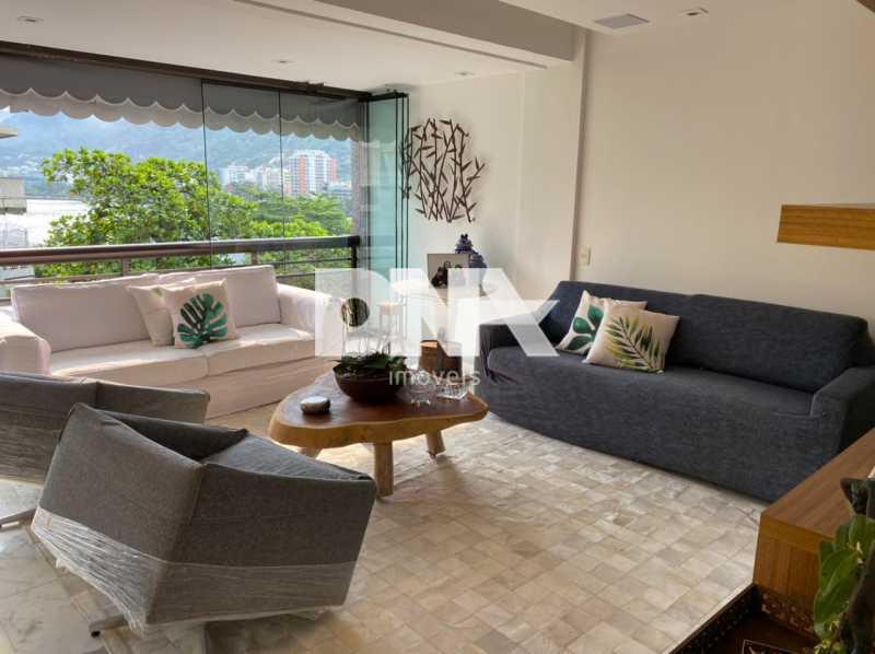 a60f1020-8176-4c60-8bcb-d540a2 - Cobertura 4 quartos à venda Lagoa, Rio de Janeiro - R$ 5.300.000 - NBCO40118 - 13