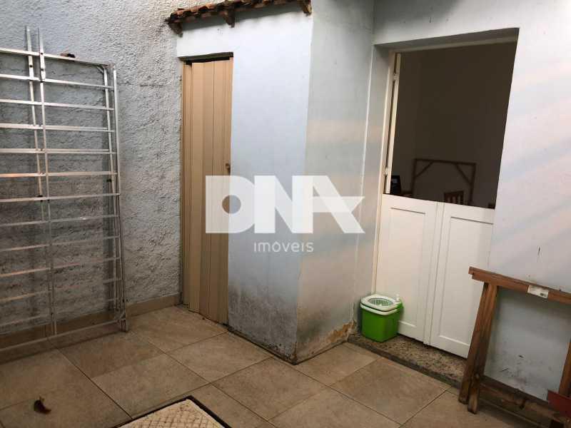 1d13307c-b3cb-481f-9a3d-010fa7 - Casa de Vila 2 quartos à venda Laranjeiras, Rio de Janeiro - R$ 1.000.000 - NBCV20030 - 8