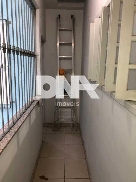 3f53ca2a-f107-4188-9653-666ad0 - Casa de Vila 2 quartos à venda Laranjeiras, Rio de Janeiro - R$ 1.000.000 - NBCV20030 - 13
