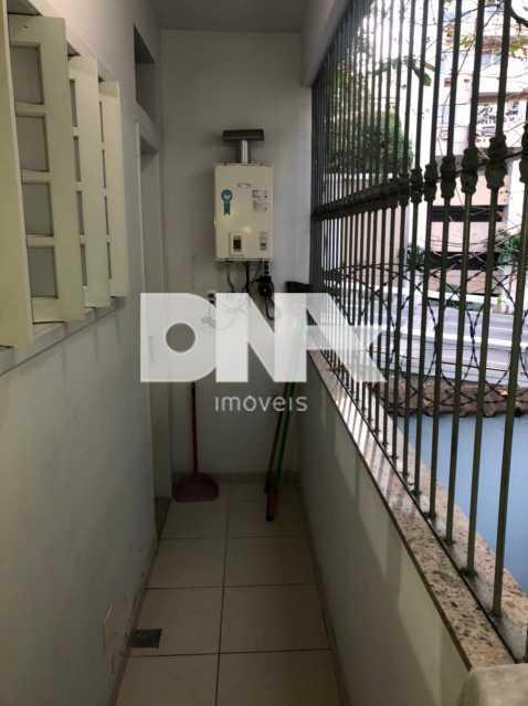 7f9466a4-efa7-4d1f-81ee-d79847 - Casa de Vila 2 quartos à venda Laranjeiras, Rio de Janeiro - R$ 1.000.000 - NBCV20030 - 14