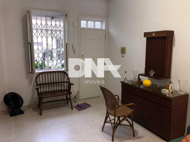 8c21bdf0-dabf-4128-97d2-11b572 - Casa de Vila 2 quartos à venda Laranjeiras, Rio de Janeiro - R$ 1.000.000 - NBCV20030 - 1