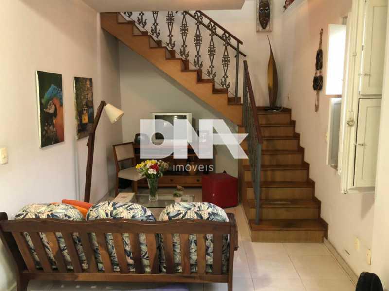 acea9b33-88e8-4845-ab79-cbe4a7 - Casa de Vila 2 quartos à venda Laranjeiras, Rio de Janeiro - R$ 1.000.000 - NBCV20030 - 4