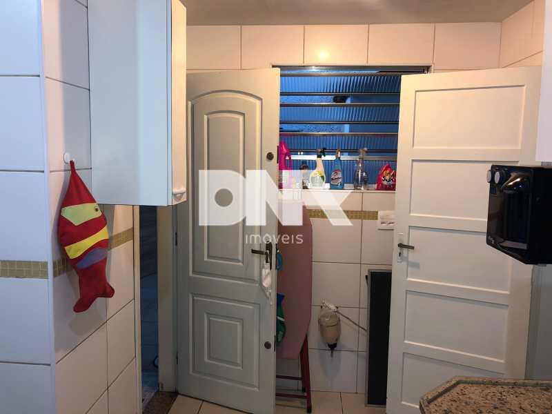 c2b90883-5583-46c6-84df-6b1083 - Casa de Vila 2 quartos à venda Laranjeiras, Rio de Janeiro - R$ 1.000.000 - NBCV20030 - 28