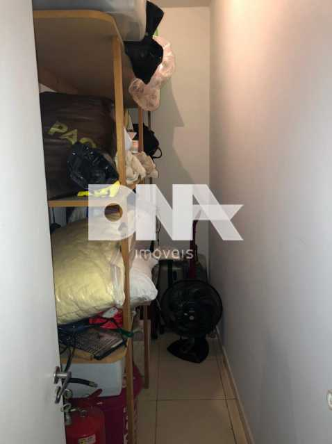 d8f1fe88-ff87-40a7-a171-1530f8 - Casa de Vila 2 quartos à venda Laranjeiras, Rio de Janeiro - R$ 1.000.000 - NBCV20030 - 30