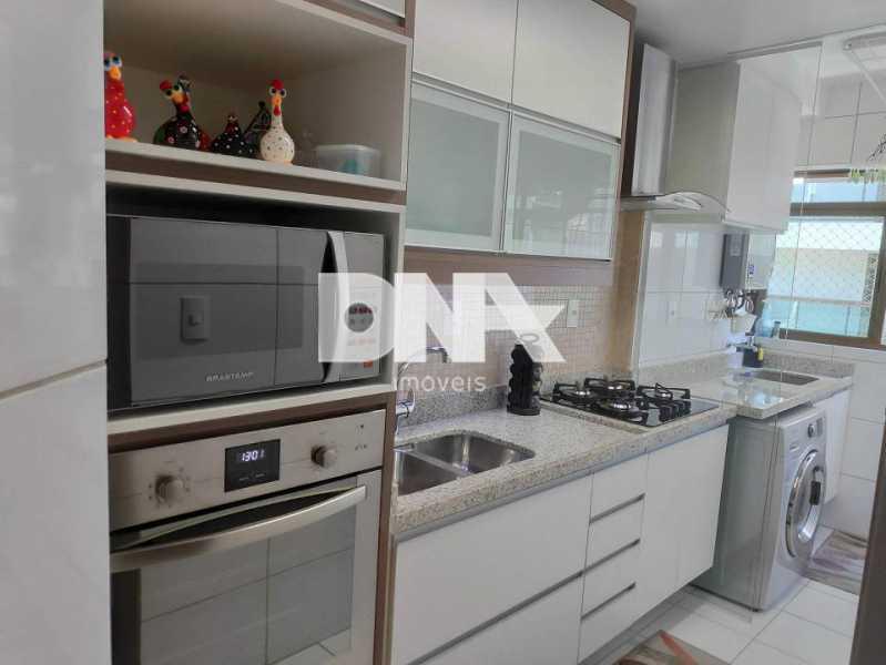 índice3 - Apartamento 3 quartos à venda Tijuca, Rio de Janeiro - R$ 1.050.000 - NBAP32716 - 5