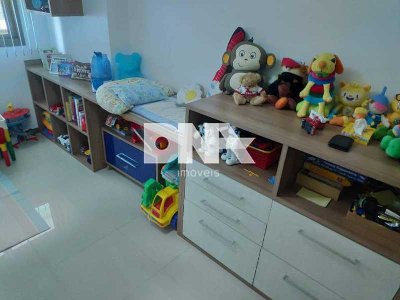 índice15 - Apartamento 3 quartos à venda Tijuca, Rio de Janeiro - R$ 1.050.000 - NBAP32716 - 11