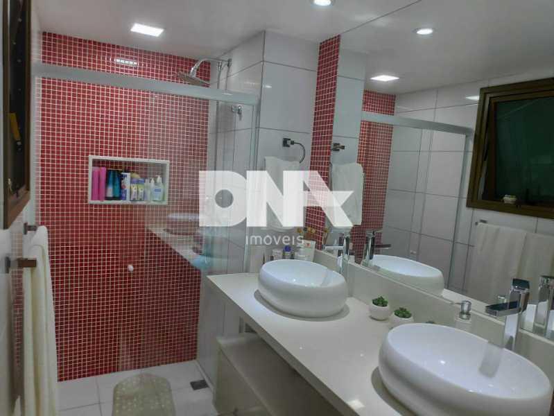 índice17 - Apartamento 3 quartos à venda Tijuca, Rio de Janeiro - R$ 1.050.000 - NBAP32716 - 14