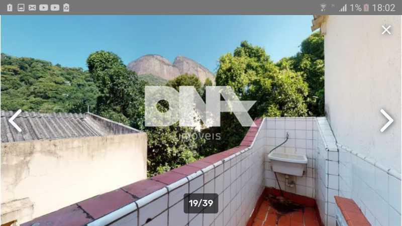 área - Cobertura 5 quartos à venda Gávea, Rio de Janeiro - R$ 2.250.000 - NICO50048 - 13