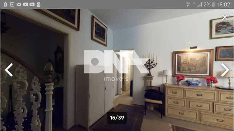 sala de jantar - Cobertura 5 quartos à venda Gávea, Rio de Janeiro - R$ 2.250.000 - NICO50048 - 14