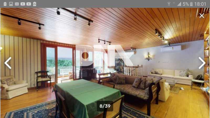 Sala - Cobertura 5 quartos à venda Gávea, Rio de Janeiro - R$ 2.250.000 - NICO50048 - 4