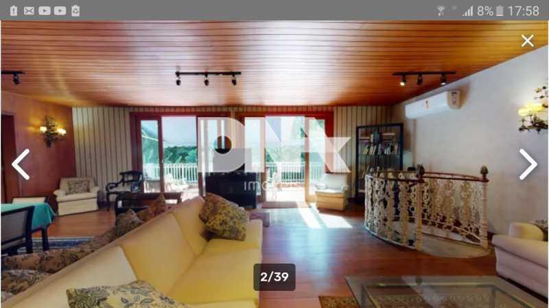 sala - Cobertura 5 quartos à venda Gávea, Rio de Janeiro - R$ 2.250.000 - NICO50048 - 6