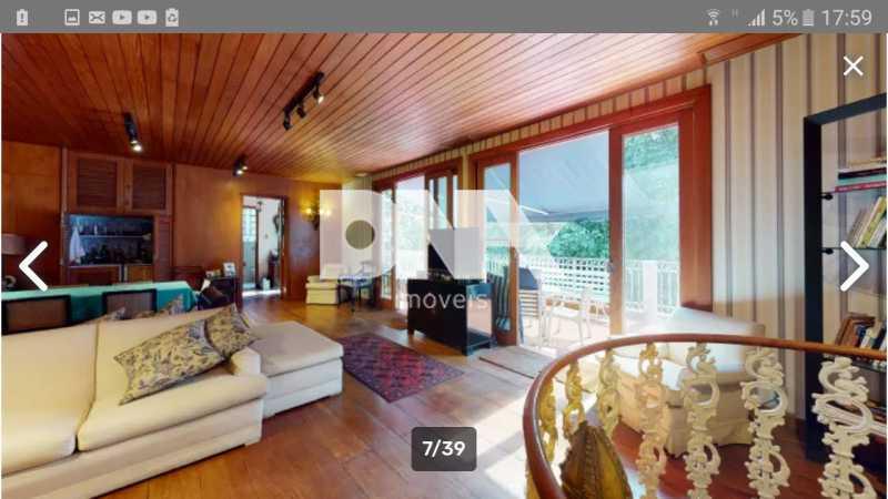sala - Cobertura 5 quartos à venda Gávea, Rio de Janeiro - R$ 2.250.000 - NICO50048 - 7