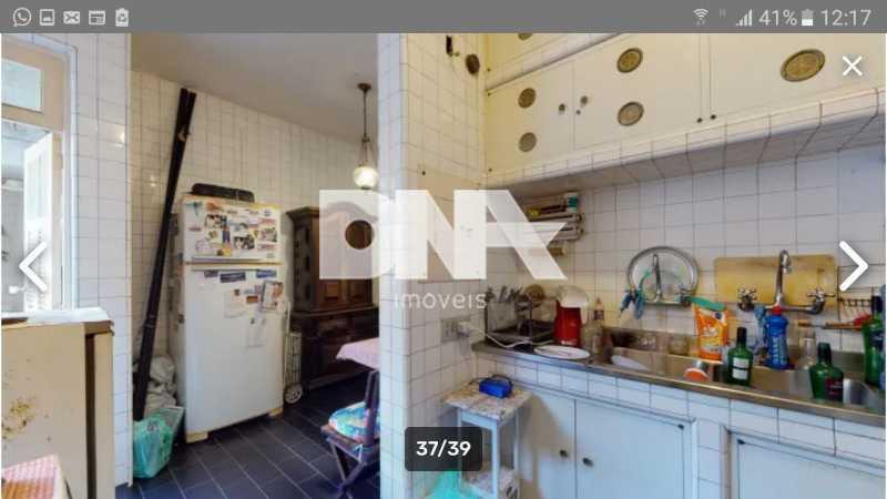 cozinha - Cobertura 5 quartos à venda Gávea, Rio de Janeiro - R$ 2.250.000 - NICO50048 - 16