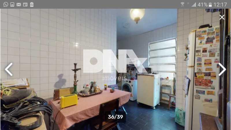cozinha - Cobertura 5 quartos à venda Gávea, Rio de Janeiro - R$ 2.250.000 - NICO50048 - 17