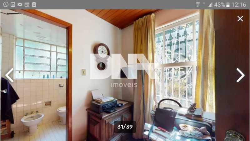 suíte - Cobertura 5 quartos à venda Gávea, Rio de Janeiro - R$ 2.250.000 - NICO50048 - 20
