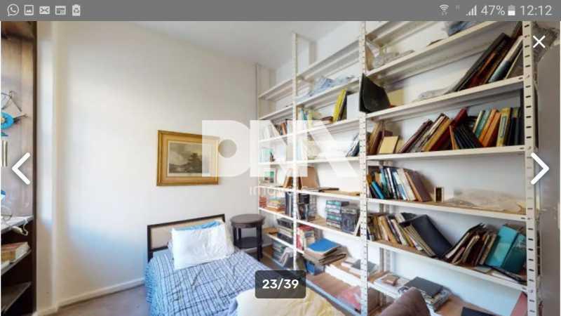 quarto. - Cobertura 5 quartos à venda Gávea, Rio de Janeiro - R$ 2.250.000 - NICO50048 - 25