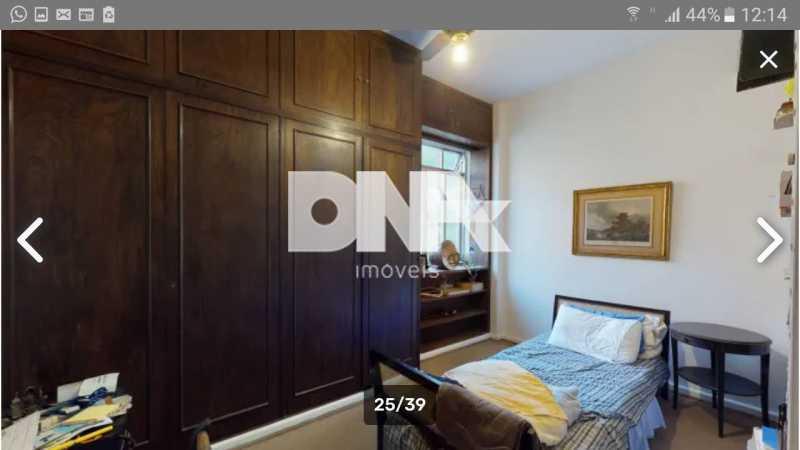 Quarto - Cobertura 5 quartos à venda Gávea, Rio de Janeiro - R$ 2.250.000 - NICO50048 - 29