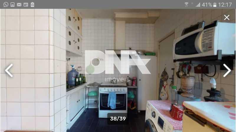 Cozinha. - Cobertura 5 quartos à venda Gávea, Rio de Janeiro - R$ 2.250.000 - NICO50048 - 30