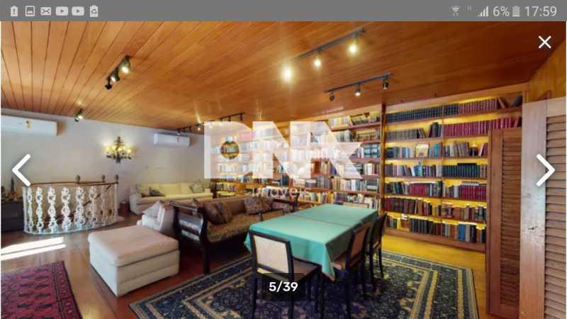 sala - Cobertura 5 quartos à venda Gávea, Rio de Janeiro - R$ 2.250.000 - NICO50048 - 8