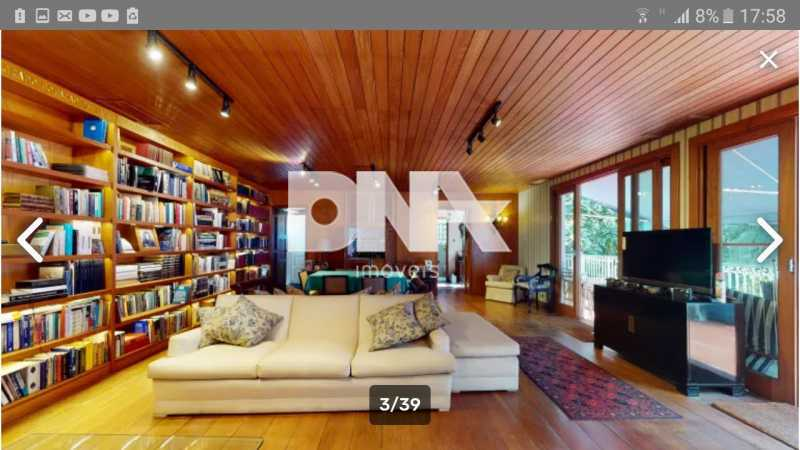 sala - Cobertura 5 quartos à venda Gávea, Rio de Janeiro - R$ 2.250.000 - NICO50048 - 9