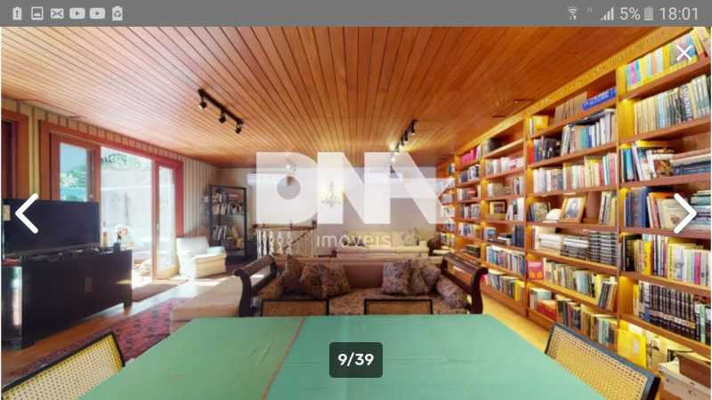 sala - Cobertura 5 quartos à venda Gávea, Rio de Janeiro - R$ 2.250.000 - NICO50048 - 10