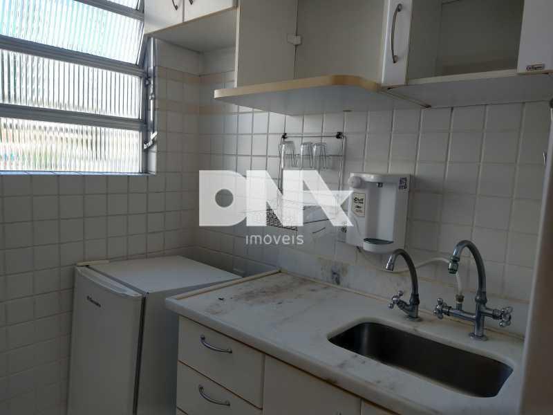 4 - Kitnet/Conjugado 27m² à venda Laranjeiras, Rio de Janeiro - R$ 275.000 - NBKI10107 - 5