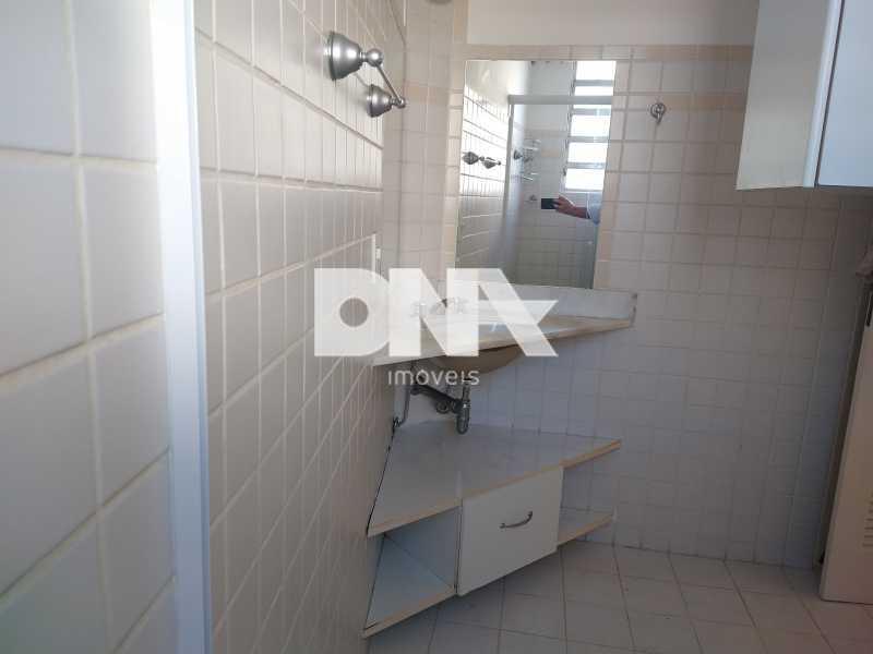 5 - Kitnet/Conjugado 27m² à venda Laranjeiras, Rio de Janeiro - R$ 275.000 - NBKI10107 - 6