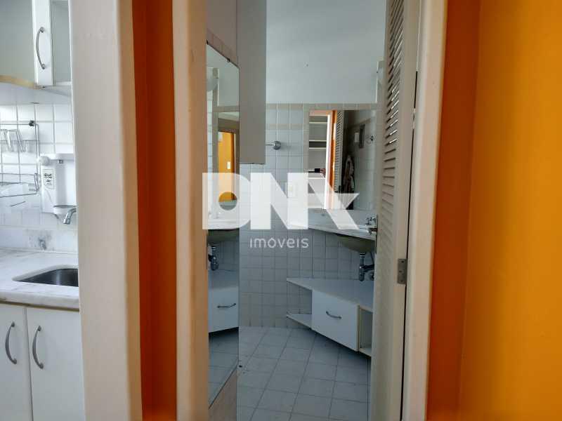 8 - Kitnet/Conjugado 27m² à venda Laranjeiras, Rio de Janeiro - R$ 275.000 - NBKI10107 - 9