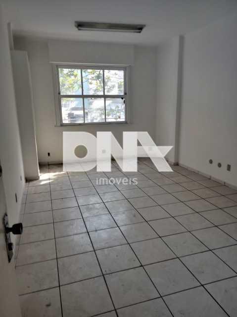 1 - Sala Comercial 24m² à venda Botafogo, Rio de Janeiro - R$ 125.000 - NBSL00313 - 1