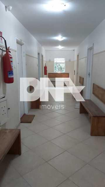 6 - Sala Comercial 24m² à venda Botafogo, Rio de Janeiro - R$ 125.000 - NBSL00313 - 7