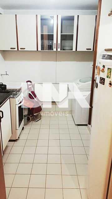 9 - Apartamento 1 quarto à venda Catete, Rio de Janeiro - R$ 530.000 - NBAP11348 - 8