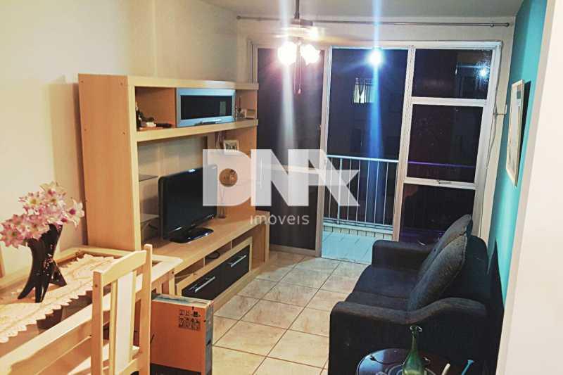 índice10 - Apartamento 1 quarto à venda Catete, Rio de Janeiro - R$ 530.000 - NBAP11348 - 3