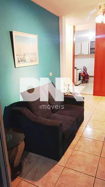 índice11 - Apartamento 1 quarto à venda Catete, Rio de Janeiro - R$ 530.000 - NBAP11348 - 1