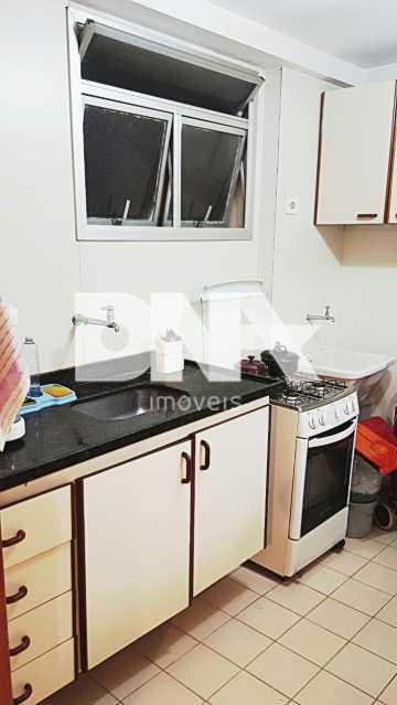 índice12 - Apartamento 1 quarto à venda Catete, Rio de Janeiro - R$ 530.000 - NBAP11348 - 11
