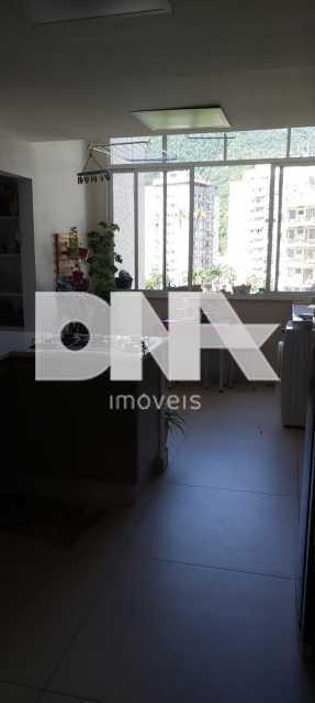 7d2aa468-4247-48f0-b13a-deb24b - Lindo apartamento no Cosme Velho com vista para o Cristo e verde. - NBAP32740 - 3