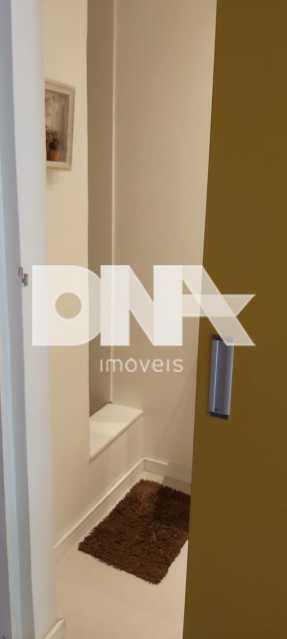 c6c866ab-b7b5-479d-9f66-bd46bf - Lindo apartamento no Cosme Velho com vista para o Cristo e verde. - NBAP32740 - 5