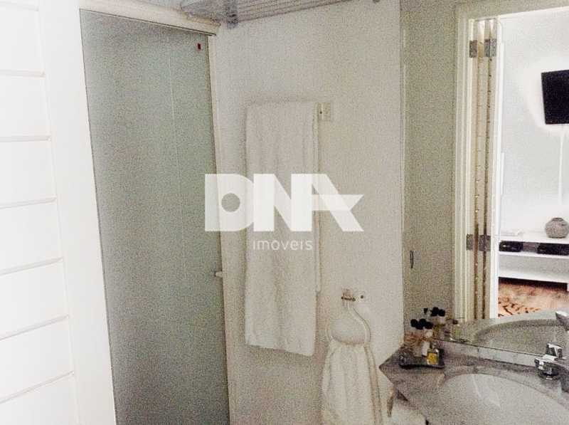 Banheiro - Apartamento à venda Leblon, Rio de Janeiro - R$ 800.000 - NIAP00560 - 11