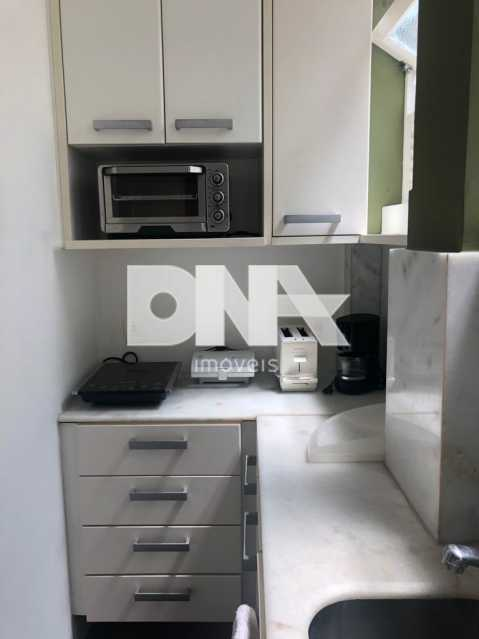 Cozinha1 - Apartamento à venda Leblon, Rio de Janeiro - R$ 800.000 - NIAP00560 - 14