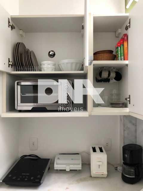 Cozinha2 - Apartamento à venda Leblon, Rio de Janeiro - R$ 800.000 - NIAP00560 - 15