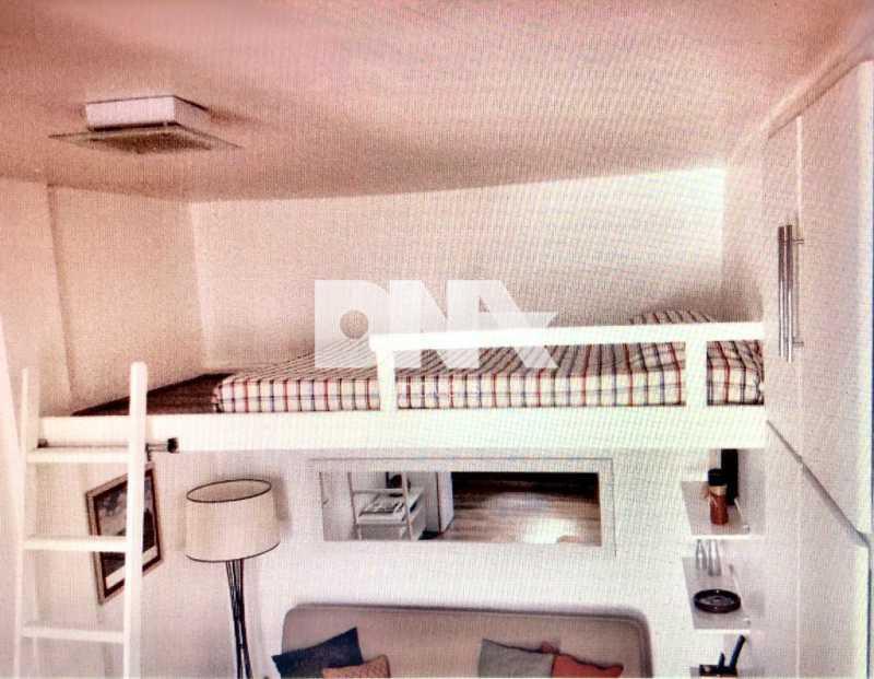 Mesanino - Apartamento à venda Leblon, Rio de Janeiro - R$ 800.000 - NIAP00560 - 10