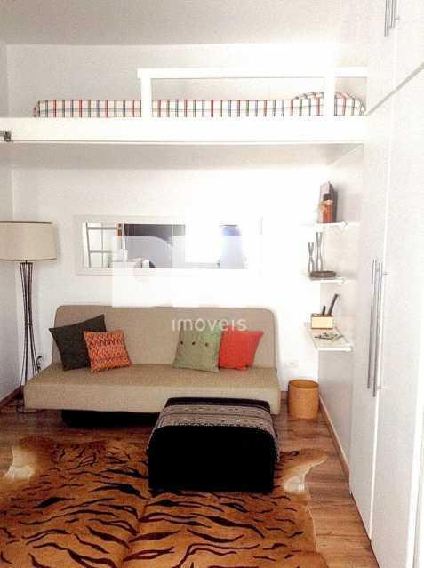 Sala3 - Apartamento à venda Leblon, Rio de Janeiro - R$ 800.000 - NIAP00560 - 4